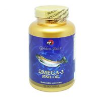 Omega 3 Salmon (100) Golden Bear