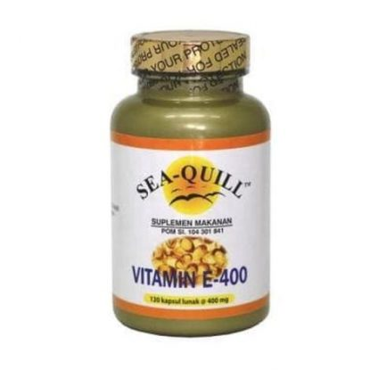 Vitamin E 400 IU (120) Sea-Quill